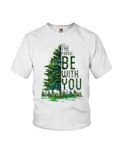 Forest be with you Youth T-Shirt thumbnail