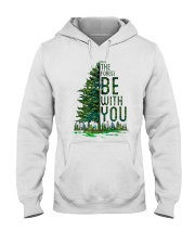 Forest be with you Hooded Sweatshirt thumbnail