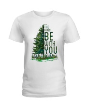 Forest be with you Ladies T-Shirt thumbnail