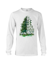 Forest be with you Long Sleeve Tee thumbnail
