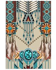 SHN 10 Native American pattern 11x17 Poster thumbnail