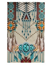 SHN 10 Native American pattern Tea Towel tile