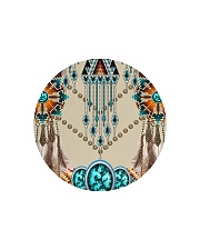 SHN 10 Native American pattern Circle Cutting Board thumbnail