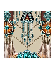 SHN 10 Native American pattern Square Coaster thumbnail