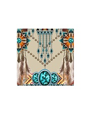 SHN 10 Native American pattern Square Magnet tile