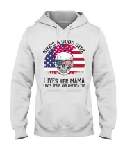 Good Girl Hooded Sweatshirt thumbnail