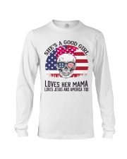 Good Girl Long Sleeve Tee thumbnail