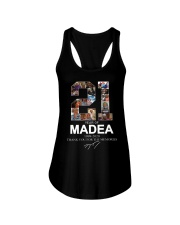 Made in US Ladies Flowy Tank thumbnail
