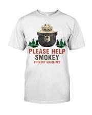 Smokey Premium Fit Mens Tee thumbnail