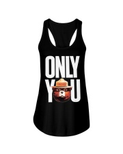 Only you Ladies Flowy Tank thumbnail