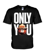 Only you V-Neck T-Shirt thumbnail