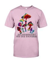 Mushrooms see the universr Classic T-Shirt tile