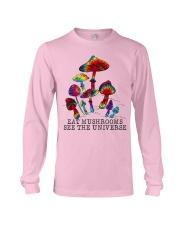 Mushrooms see the universr Long Sleeve Tee thumbnail