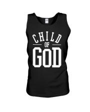 Child Of God Unisex Tank thumbnail