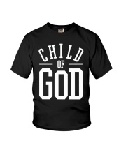 Child Of God Youth T-Shirt front