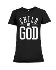Child Of God Premium Fit Ladies Tee thumbnail