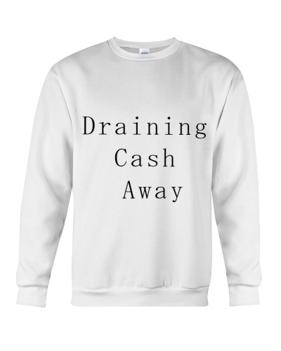 Draining Cash  Away