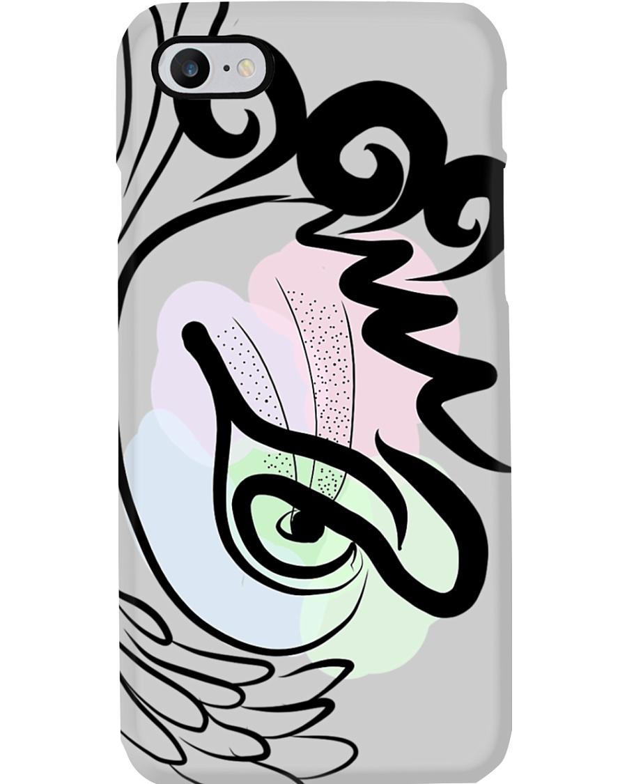 birds eye Phone Case