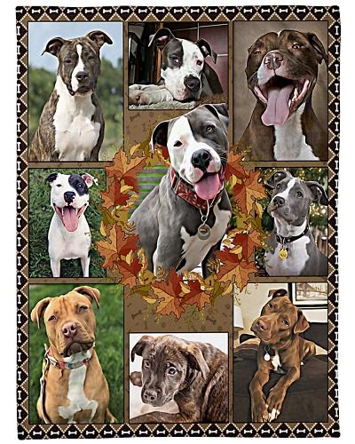 DogTee America Pitbull Terrier Happy Thanksgiving