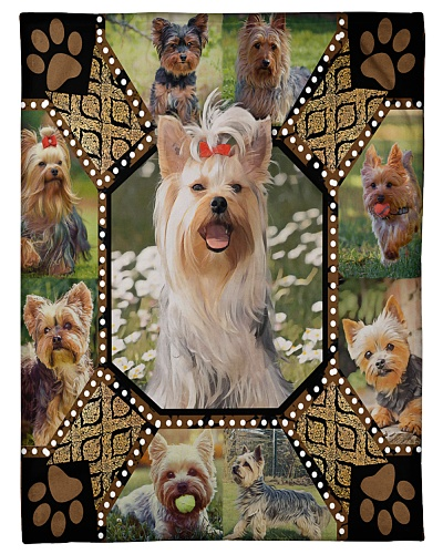 Yorkie Embroidery