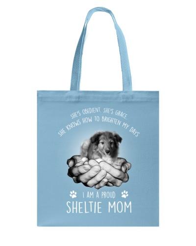 Sheltie Proud Mom