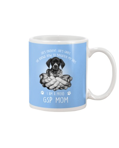 German Shorthaired Pointer Proud Mom