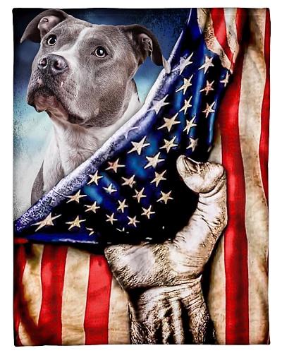 American Pit Bull Terrier Patriotic Four Legged