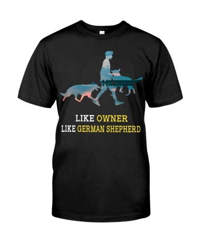 HT German Shepherd Owner