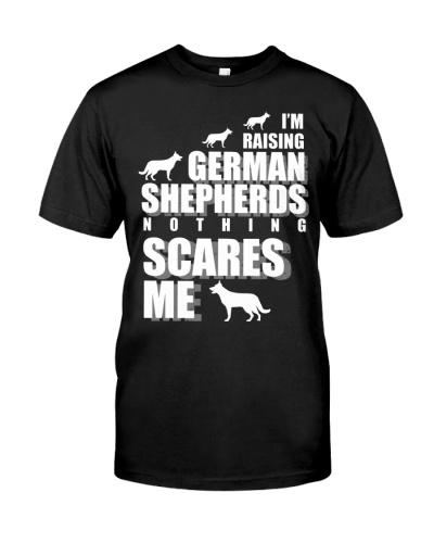 German Shepherd Raising