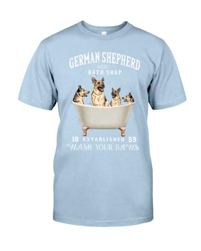 HT German Shepherd Bath Soap