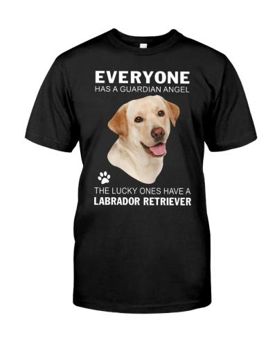 Labrador Retriever Lucky Shirt