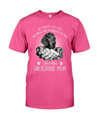 Dachshund Proud Mom