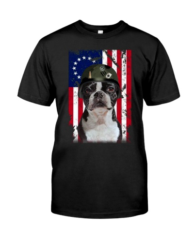 Boston Terrier Helmet