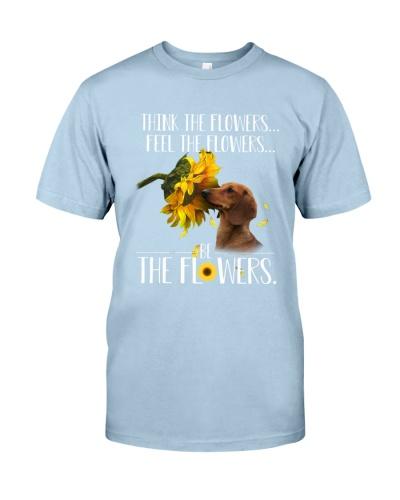 Dachshund Be The Flower