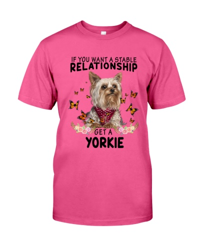 Yorkie Stable