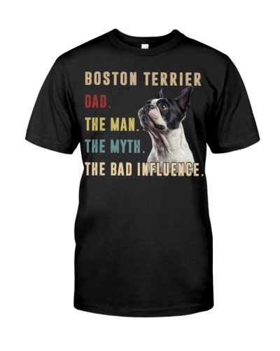 Boston Terrier Myth