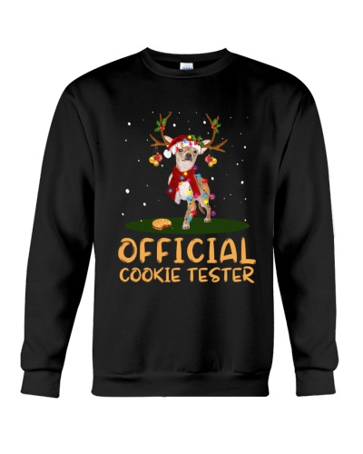 DogTee Chihuahua Official Cookie Tester
