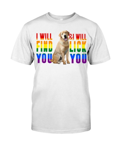 HT Labrador Find You