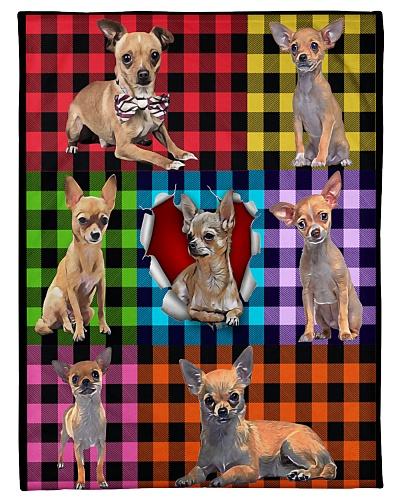 Chihuahua Plaid