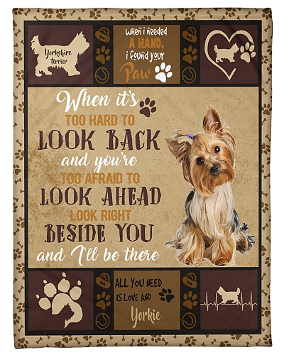 DogTee Yorkshire Terrier All You Need