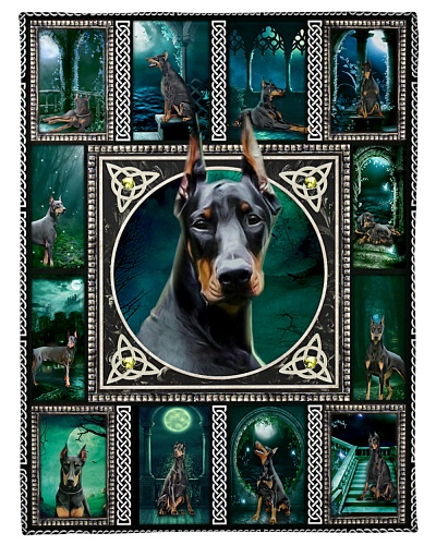 DogTee Doberman Darkness Gift For Dog Lovers