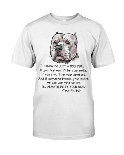 HH Dog Pitbull Just A Dog