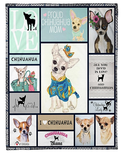 DogTee Chihuahua Lovely Gift For Dog Lovers
