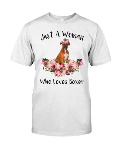HT Boxer A Woman