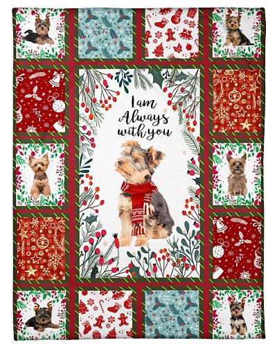 Yorkie Christmas I Am Always With You