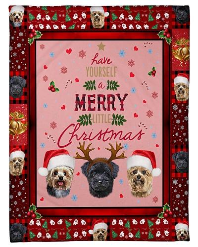 DogTee Yorkie Little Christmas Gift For Dog Lovers