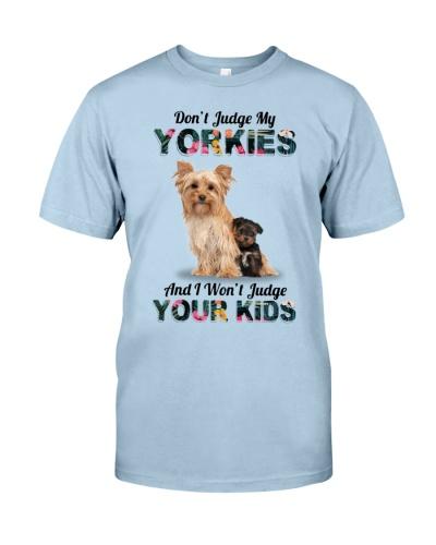 Yorkshire Terrier Judge