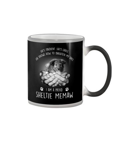 Sheltie Proud Memaw