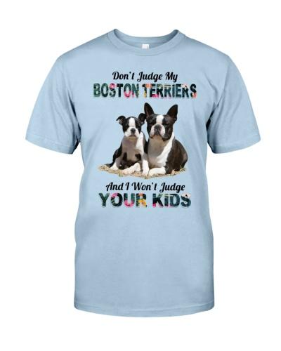 Boston Terrier Judge