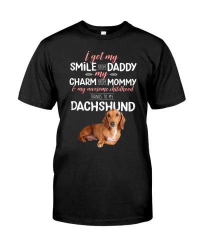 Dachshund Thank To